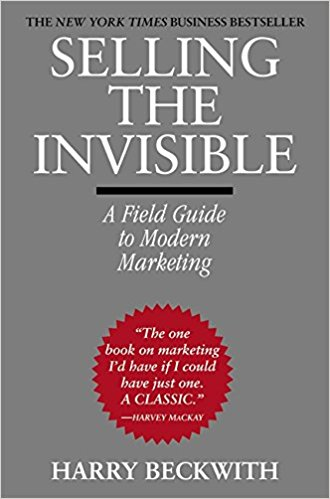 Book Cover: Selling the Invisible: A Field Guide to Modern Marketing