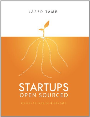 Book Cover: Startups Open Sourced
